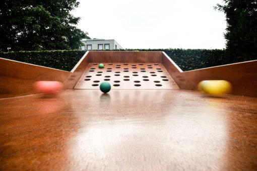 Oud Hollandse spelletjes | Ballenrolspel