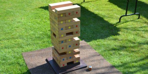 Jengatoren - Oud Hollands Spel