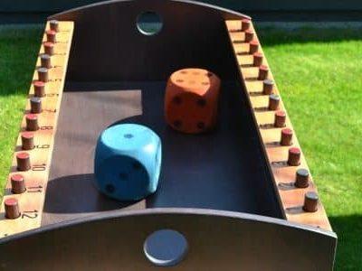 Dobbelspel - oud Hollands spel