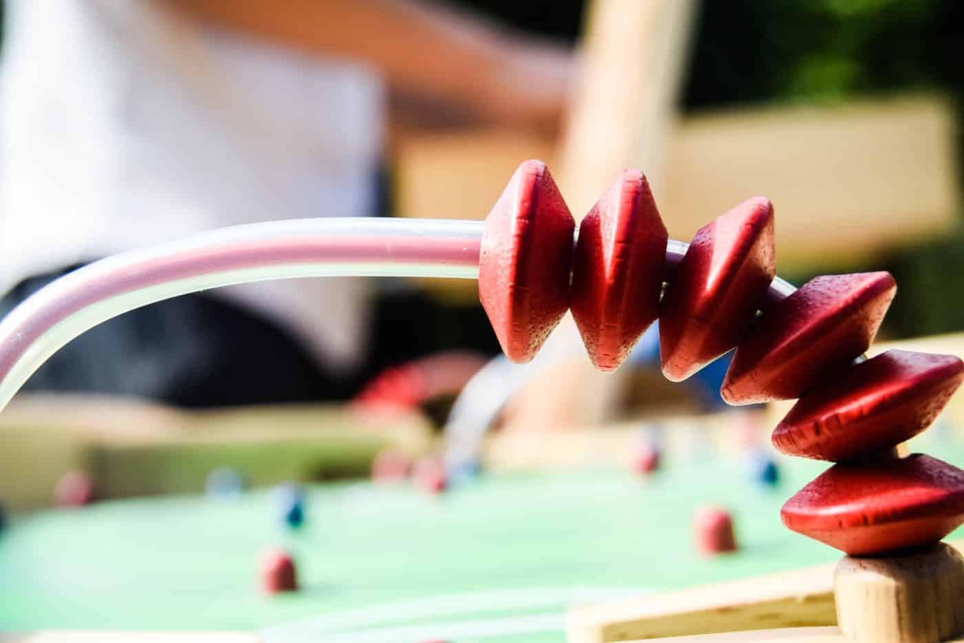 Flipper voetbal - Oud Hollandse spelletjes
