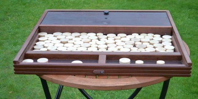 Rattenval - Oud Hollands spel