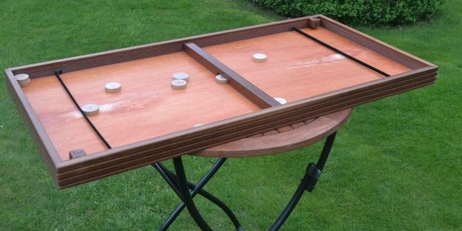 Schijfschieten | Oud Hollandse spel